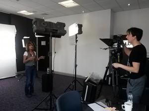 Creating social enterprise videos for online learning
