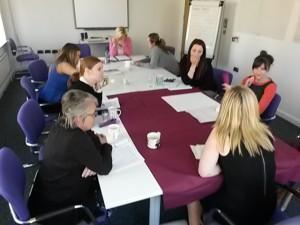 Staff engagement in workspace design